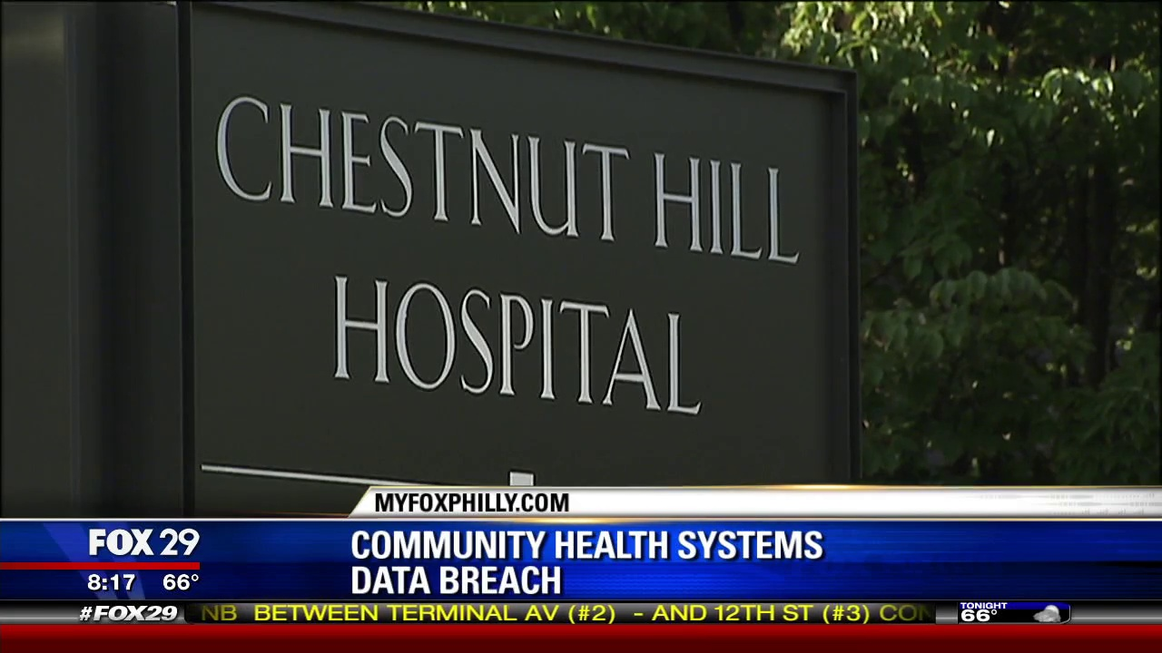 Good Day Philadelphia - Community Health Systems Security Breach