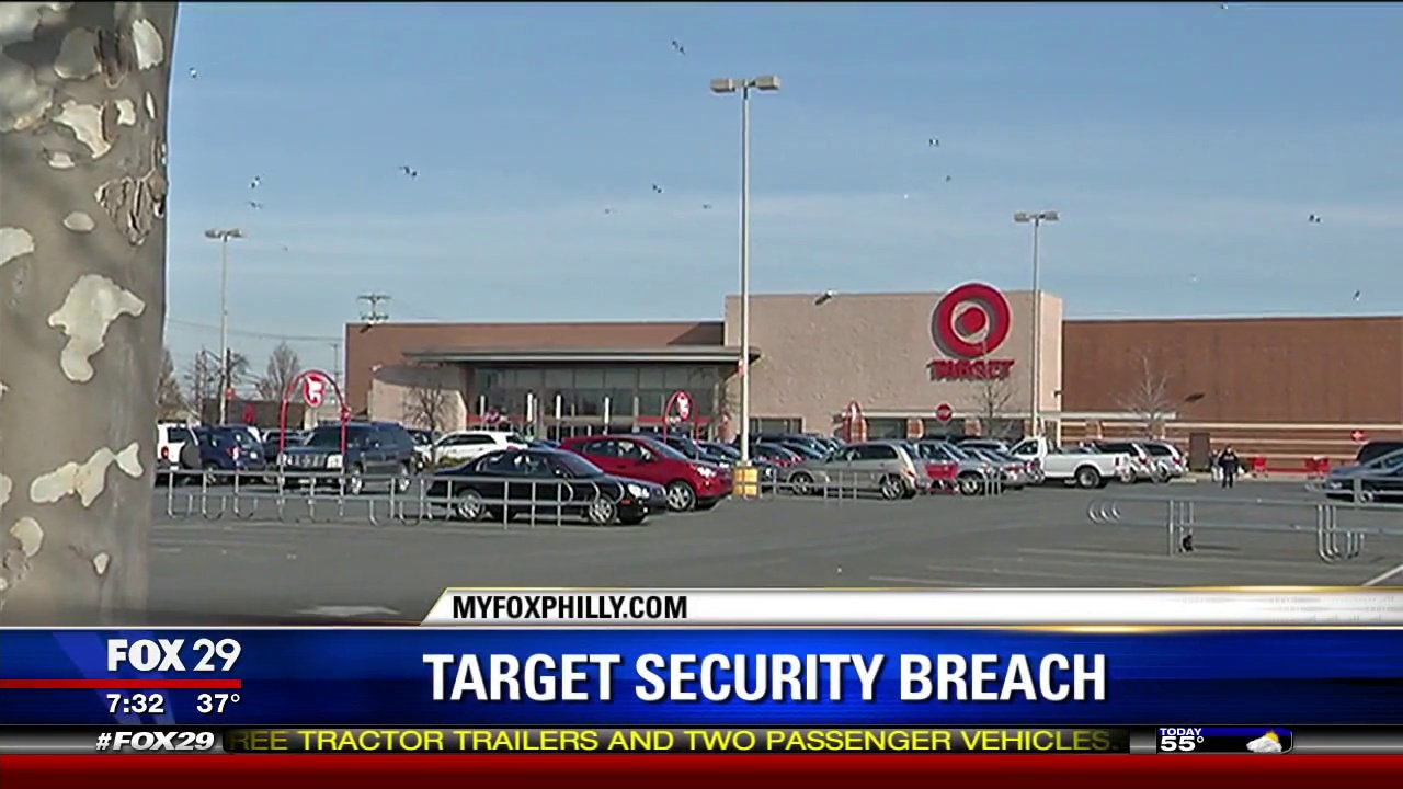Good Day Philadelphia - 40 million credit cards compromised
