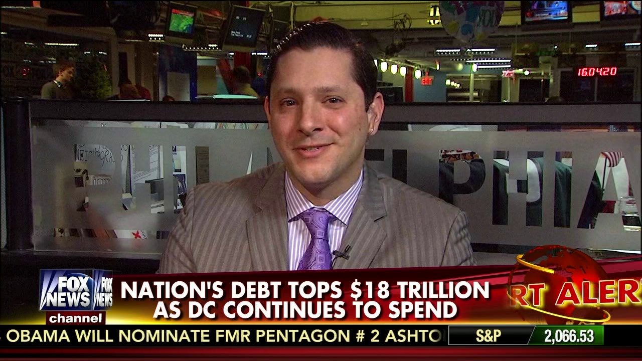 Fox News with Neil Cavuto: Government Debt
