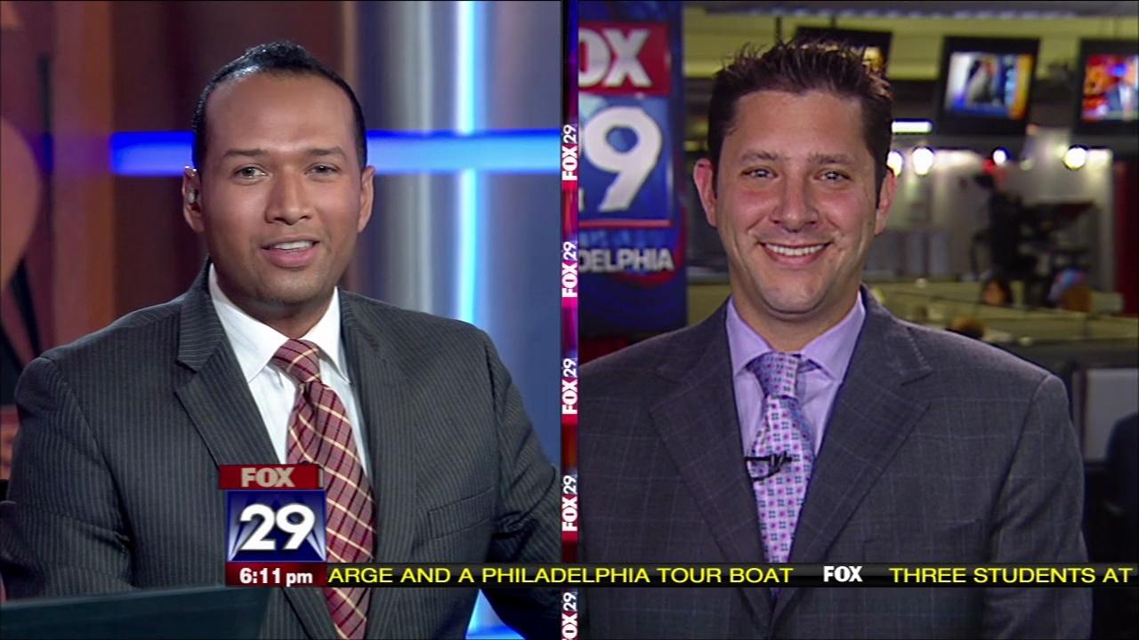 Fox News Philadelphia - Facebook Losing Popularity / iPhone4 Cases